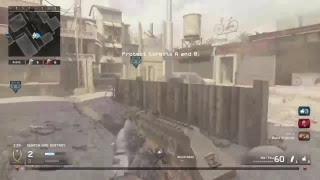 Call of duty MRW Online Domination! HAPPY BDAY  Manny-gt