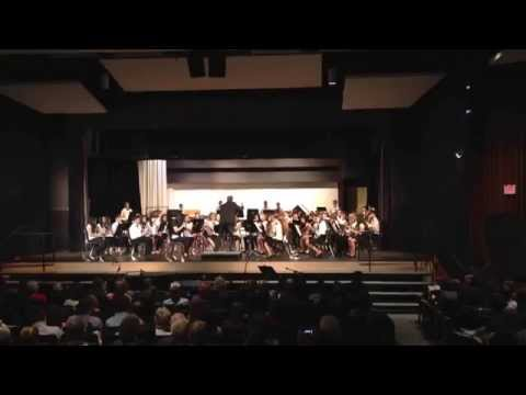 Strath Haven middle school 7th grade band (Firework Katy perry)