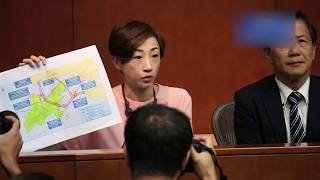 「施政報告」陳淑莊:林鄭明日大嶼討好兩個華仔(劉德華與董建華)用完儲備隨時令香港玩完