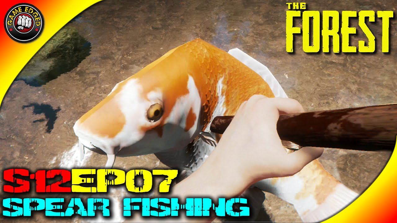 The Forest Gameplay - Oysters Glitch, Skull Lamps, Base Build ...