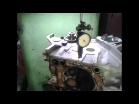 Видео Ремонт двигателя шкода