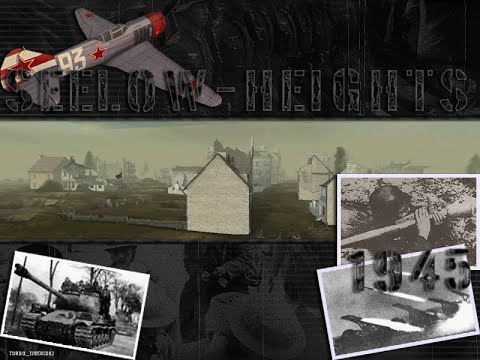 Download Seelow Heights: 75th Anniversary Battle of Berlin Event (BF1942 FHSW mod)
