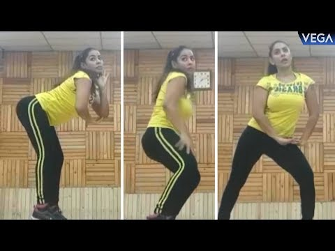 Actress Sri Reddy Dance Rehearsal Unseen Video | Vega Entertainment
