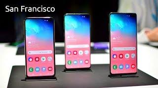 EKSKLUZIVNO: Samsung Galaxy S10, Galaxy S10+ i Galaxy S10e - Prvi dojmovi iz San Francisca!