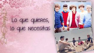 One Direction - Save You Tonight (Traducida al español)