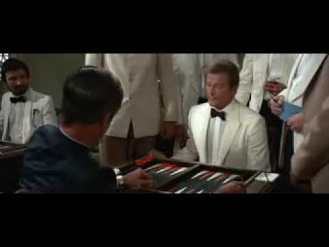 James Bond Play BG in Octopussy [1983]