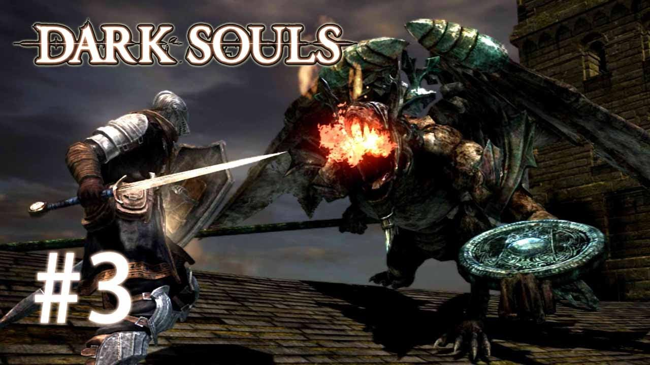 老皮臺【Dark Souls: Prepare to Die Edition 黑暗靈魂:死戰 】 - Part 3 - 雙子惡魔 - YouTube