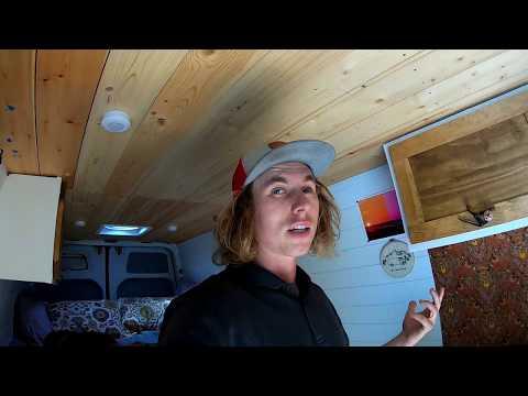 Van Life Kitchen - Solar Powered Induction Cook Top