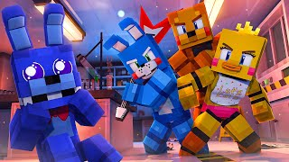 Minecraft FNAF KIDS - TOY ANIMATRONICS ATTACK! - Ep 2 (Minecraft Roleplay)