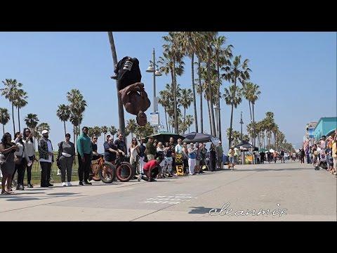 VENICE BEACH CALIFORNIA 4K