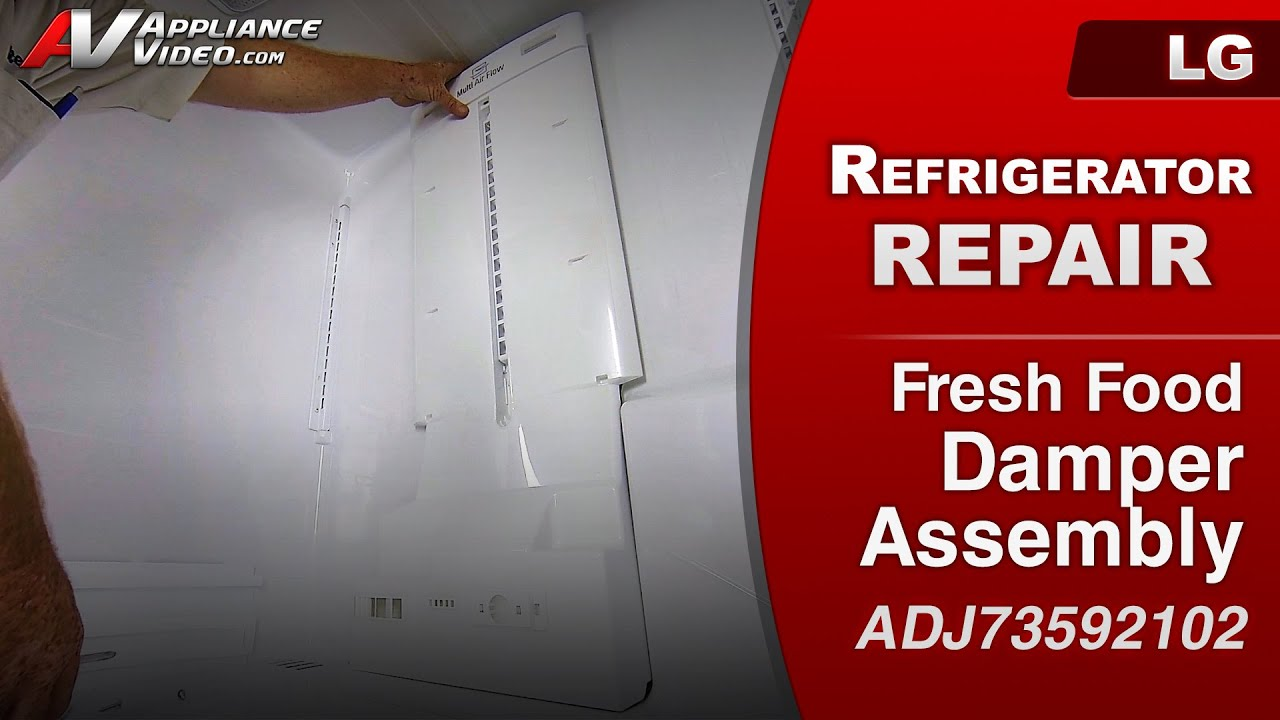 Lg Refrigerator Frozen Food In Refrigerator Fresh Food