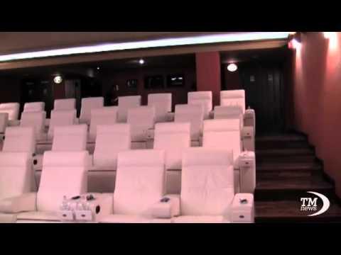 CINEMA 2.0, ALL'ODEON DI MILANO NASCE LA SALA CHE È UNA SUITE