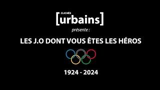 TEASER - Les J.O dont vous êtes les héros, Paris (1924-2024)