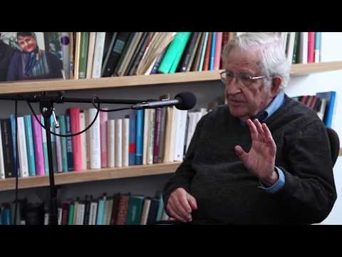 Noam Chomsky: Neoliberalism Is Destroying Our Democracy