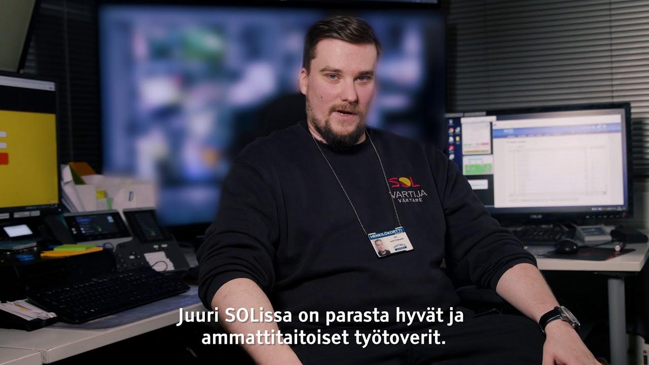 Vartijan ammatti