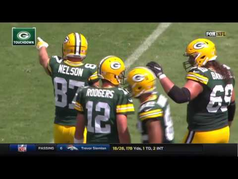 Craziest Aaron Rodgers plays of all time
