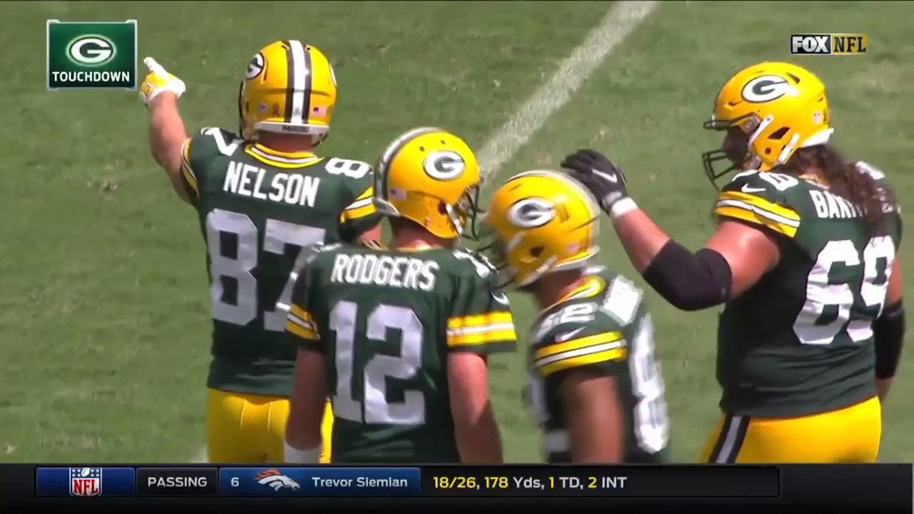 Packers at Giants final score: Aaron Rodgers gets rolling, Daniel ...