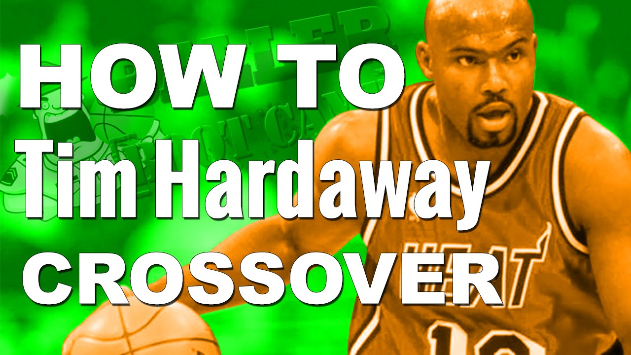 how to make a crossover in basketball