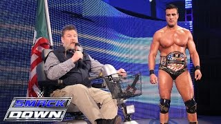 Alberto Del Rio and Zeb Colter claim the WWE Universe is being hateful: SmackDown, Nov. 5, 2015