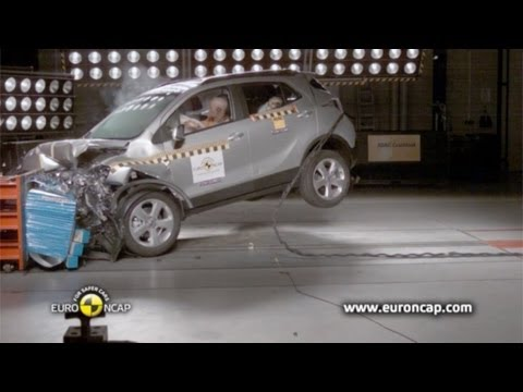 2013 opel mokka crash test youtube. Black Bedroom Furniture Sets. Home Design Ideas