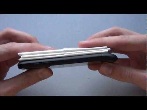 HTC One V - Full Review - Teil 1 - Unboxing und erster Eindruck