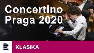 Koncert finalistů Concertino Praga 2020