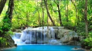 1 Hour White Noise: Water Sounds with Singing Bowl for Meditation and Sleeping Music