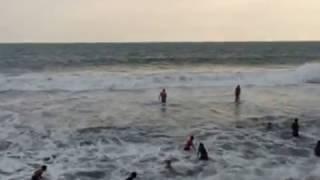 Playa de Champerico Retalhuleu
