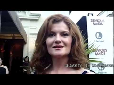 Interview: 'Devious Maids' Rebecca Wisocky at the Red Carpet Premiere Party