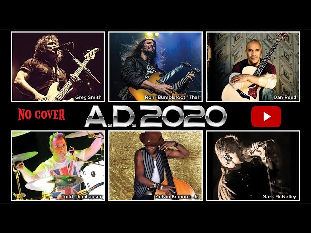 No Cover Interview with A.D 2020'S  Todd Thanhauser