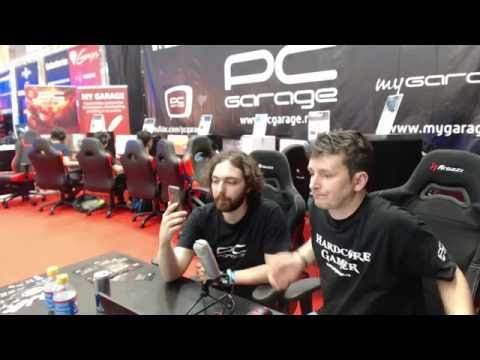 PC Garage TV - Live de la Comic Con - Episod Vineri