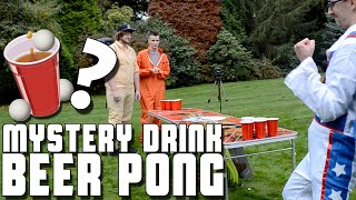 Mystery Drink Beer Pong | WheresMyChallenge