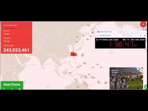 C&A Christmas Special 2014 - Santa Tracker... again (7 hours!!)