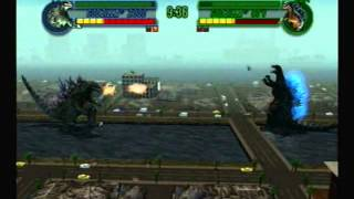 Godzilla: Save the Earth Walkthrough part 1