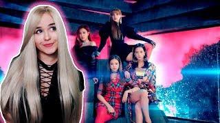РЕАКЦИЯ НА K-POP BLACKPINK - '뚜두뚜두 (DDU-DU DDU-DU)' M/V