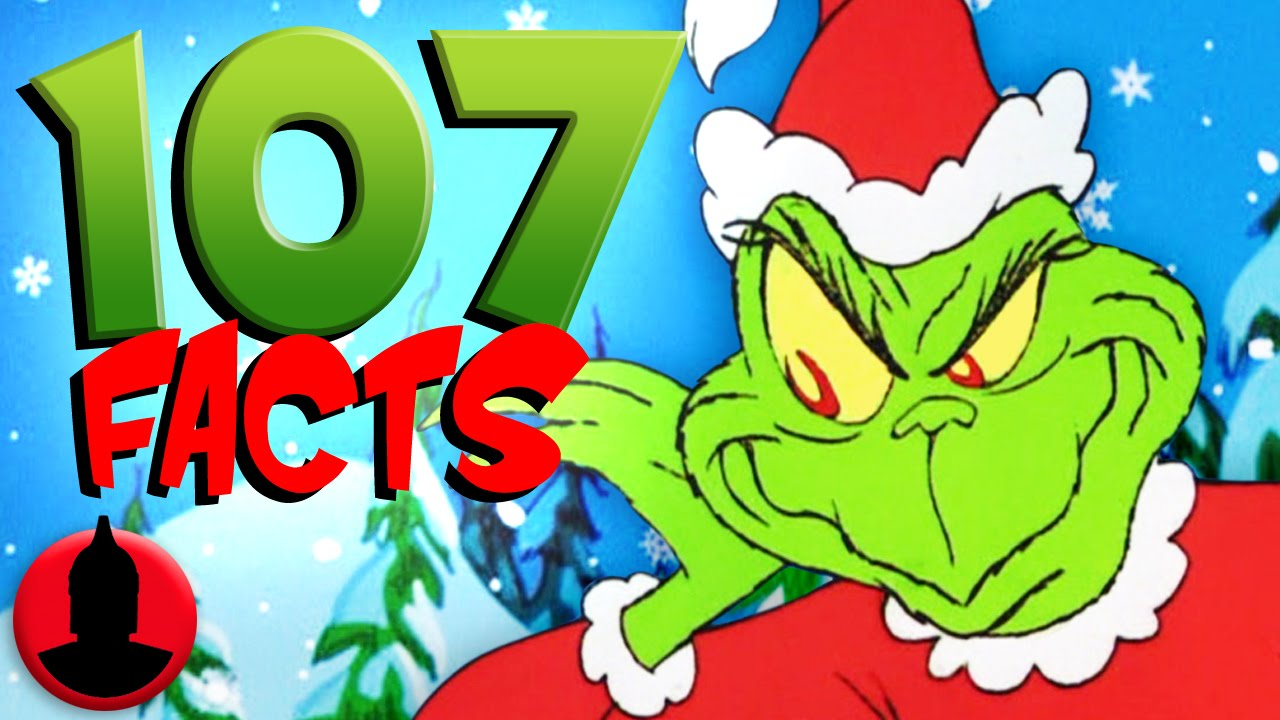 How The Grinch Stole Christmas Characters Animated.107 Facts About How The Grinch Stole Christmas Cartoon Hangover