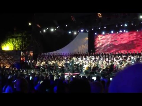 Beethoven's 9th Symphony in Nis Fortress (2013)