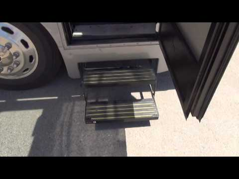 Remove Broken Bolt >> Motorhome Step Well Covers - YouTube