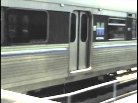 Miami Metromover & Metrorail 4/14/95