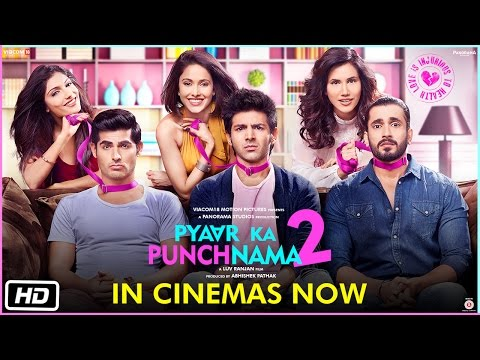 Pyaar Ka Punchnama 2 - Official Trailer
