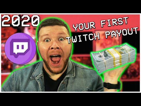 $$$ TWITCH PAYOUTS