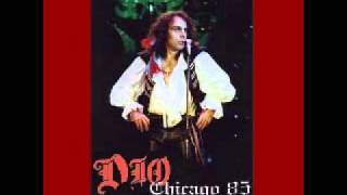 Dio - Like The Beat Of A Heart Live In Chicago 12.10.1985