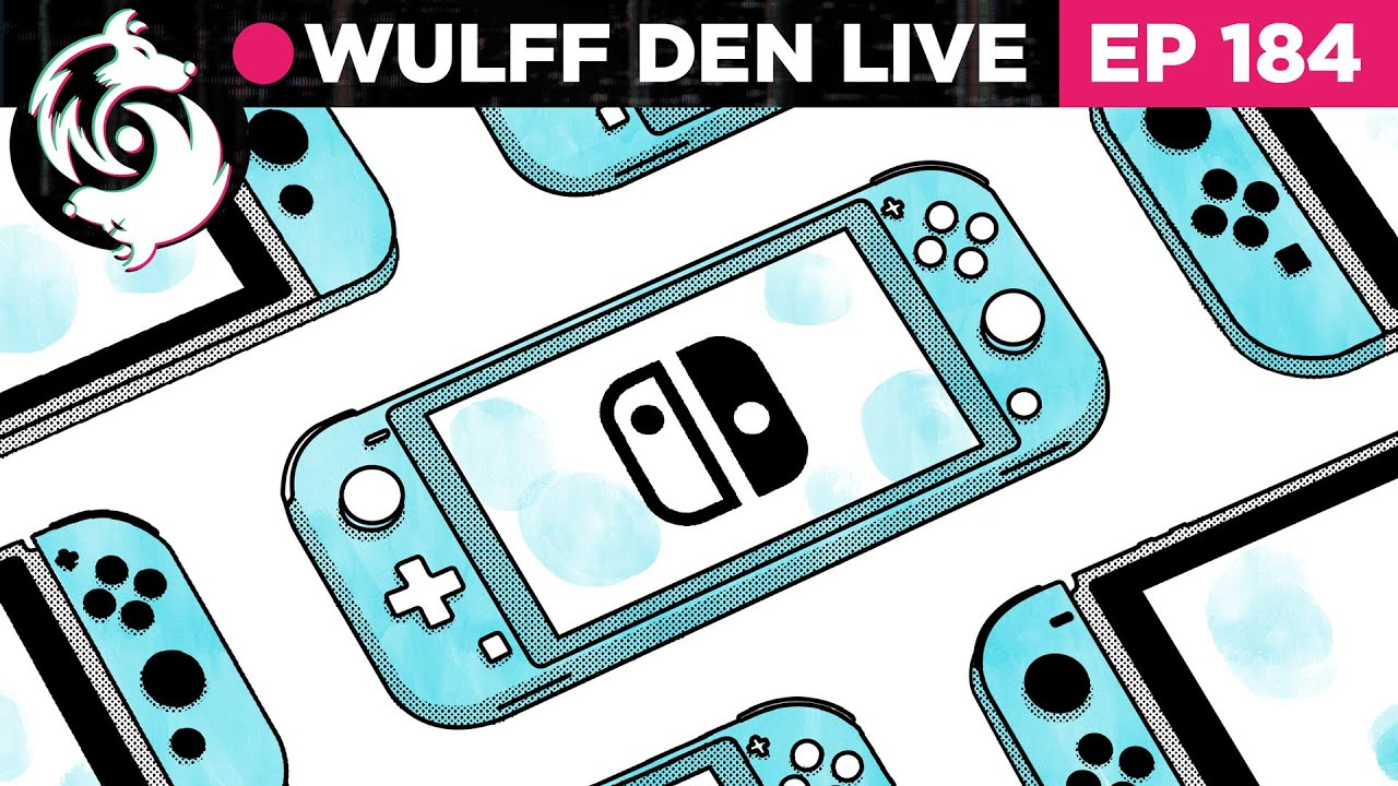 Nintendo officially announces the Nintendo Switch Lite - WDL Ep 184
