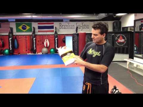 Dion Watts on cleaning Jiu-Jitsu mats