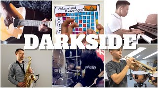 Who Played It Better: Darkside (Piano, Guitar, Launchpad, Saxophone, Drum, Trumpet)