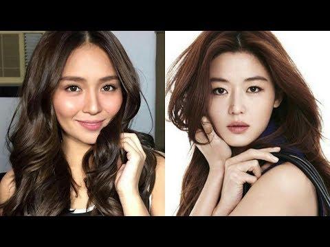 Filipina actresses Vs Korean actresses 2017: This is not an official ranking This is as it were in view of the uploader's close to home conclusion.  ----------------------- Filipina actresses Vs Korean actresses 2017 https://youtu.be/tC-L1LtvVRg -----------------------  filipina actresses Vs korean actresses 2017  1. Rit Azul & Yoon Eun Hye  2. Marain Rivera & Park si yeun 3. Kathryn Bernado & Jun ji Hyeon 4. Kim chui & Han Ga in  5. Angel locsin & Song Hye Kyo 6. Maja salvador & Lee Hyori 7. Sam pinto & Han chae Young 8. Jenella salvador & Kim Engene 9. Solenn Heussaff & Lee Yeon Hee 10. Jackie Rice & Son Ye jin ----------------------- Wacth more video :  Thai actors vs filipino actors https://youtu.be/WaGQYJ8mGS8 ------------------ Thai actors vs filipino actors II https://youtu.be/8CUxjaTdY_Q ----------------- Thai actors vs filipino actors III https://youtu.be/0oLfRgjIkZQ ----------------- Thai Actors Vs Korean Actors https://youtu.be/aFFbNdsbkIk ---------------- Thai Actors vs Korean Actors II https://youtu.be/na1eMB3B2p4 ---------------- Thai Actresses Vs Korean Actresses https://youtu.be/eGkR_G1KB7M ---------------- Thai Actresses Vs Korean Actresses II https://youtu.be/dldI_BLoFQ4 ---------------- Top 10 Most Handsome KPOP Idol 2017 https://youtu.be/EsD6k45Dgbk --------------- Top 10 Most Handsome Thai Actors https://youtu.be/tNhlQ0tV3ZI --------------- Top 10 Most beautiful vietnamese girls in 2017 https://youtu.be/CF0mWAiqwbA --------------- Top 10 beautiful grils in filipines  https://youtu.be/UUFkpqQDRfc --------------- Top 10 most beautiful korean girls 2017 https://youtu.be/TIALSzToOz4 --------------- Top 10 Most Beautiful thai actress 2017 https://youtu.be/VSO23UnicP4 --------------- Top 10 Most Handsome filipino actors in 2017 https://youtu.be/C6_GgVtUrV0 --------------- Top 10 Most Beautiful japanese actresses 2017 https://youtu.be/H_7xrLyf0No --------------- Top 10 Most Handsome japanese actors 2017 https://youtu.be/Sl8ABDMtULY --------------- Top 10 Most Beautiful Hollywood actresses 2017 https://youtu.be/NxhilTDSwiM --------------- Top 10 Most Handsome Hollywood actors 2017 https://youtu.be/aaIDhrEOvPk --------------- Taylor Swift Street Style  fashion style Top+40 https://youtu.be/Iv--rrGubqo ----------------  kate upton style and fashion style https://youtu.be/ojhZwRxIN8o ----------------  justin bieber street style  fashion style https://youtu.be/SVPqvYI73AY ----------------  Top 10 most beautiful chinese actress 2017 https://youtu.be/W7lLtQscIQc ---------------- Top 10 most handsome chinese actors 2016-2017 https://youtu.be/ArbY9EyeVIY ---------------- Top 10 Most beautiful indonesian actress 2017 https://youtu.be/SbqTLpRU2-o --------------- Top 10 sexiest korean kpop Girls 2017 https://youtu.be/rgnfOUOiNFE -------------- Top 10 most beautiful bollywood actresses 2017 https://youtu.be/nOAhrvp2Ths -------------- Top 10 thai actresses without makeup vs makeup https://youtu.be/DZU7SGsrid4 -------------- Top 10 korean actress without makeup https://youtu.be/L5IgfKanrek ------------------- Top 10 Most beautiful taiwanese actress 2017 https://youtu.be/4Y96Eg7fq5I ------------------ Top 10 Most beautiful singapore actress 2017 https://youtu.be/PIExjf-VoVQ ----------------------- Thai actress vs Filipino actress 2017 https://youtu.be/xhTFMaCp5XM ----------------------- Top 10 Most handsame taiwanese actors 2017 https://youtu.be/yQ11hAoRRZY ----------------------- Top 10 Most beautiful pakistani actress 2017 https://youtu.be/dHa6ZL-4820 ----------------------- 10 Things you dont know about Mario maurer https://youtu.be/h4frPNOgy_k ---------------------- Top 10  beautiful and hottest women of the world 2017 https://youtu.be/YtVJ19RsNBI ---------------------- Top 10 most handsome tomboy in thailand 2017 https://youtu.be/a1Q3OHa04CE ---------------------- Top 10 beautiful ladyboy in thailand 2017 https://youtu.be/rd5R9r_ervY ---------------------- 10 Thai actress and actors before & after wearing glasses https://youtu.be/MEsQyMwnHTg ----------------------- Top 10 Unbelievable Real Life Barbies https://youtu.be/7juzH22eumM ----------------------- 10 most beautiful transwomen in Thailand 2017 https://youtu.be/r5YBeaenow4 ----------------------- 10 most beautiful Thai Actress are Similar 2017 https://youtu.be/uFost4g572Q ----------------------- 8 Thai Actors Who Look Still Young And Handsome https://youtu.be/WzIl9ubxO0g ----------------------- 10 Thai Celebrities While They Was Young and Now 2017 https://youtu.be/uKgiSlS6n88 ----------------------- Top 10 Most Handsome Thai Actors With Police Uniform 2017 https://youtu.be/acN2s6paEN4 -----------------------  Thanks for watching! Leave a comment Likes And Shares Subscribe! If you Like This Channel! -----------------------