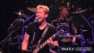 Download Nickelback - Savin Me ( Live Nation ) Mp3 and Videos