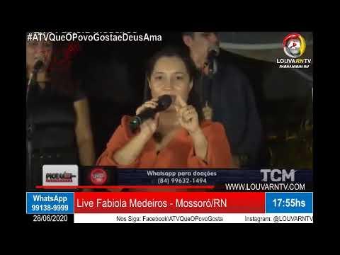 Transmissão ao vivo de LOUVA RN TV
