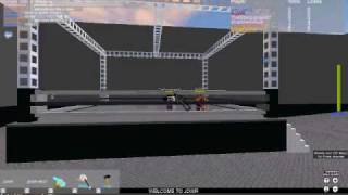JDWR roblox wrestling episode 1