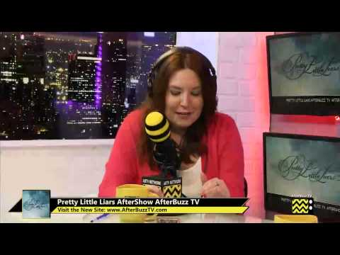 "Pretty Little Liars After Show  Season 4  Episode 1 "" A is for A-l-i-v-e ""  